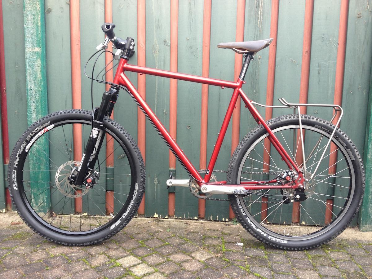 Bikes : Red