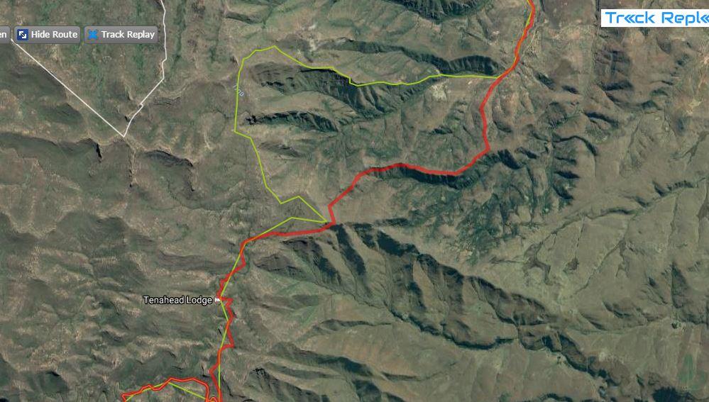The Little Lehana's Route