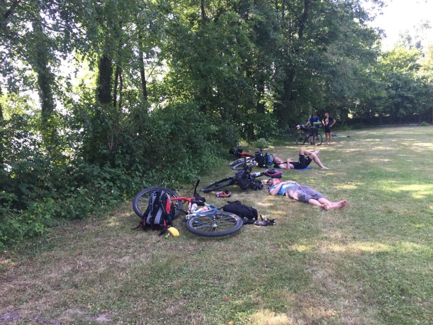 Bikepacking Trans Germany (BTG): Pt 1
