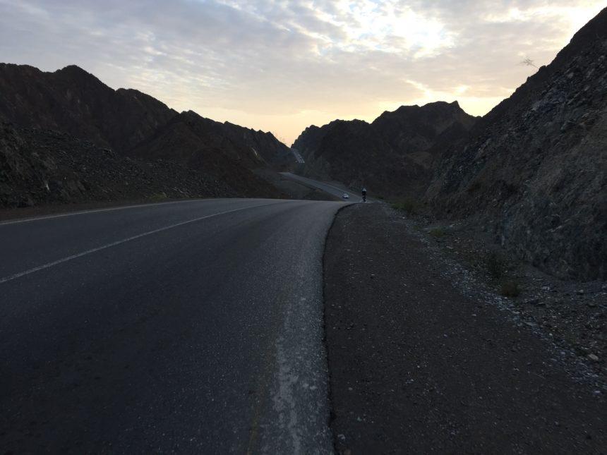 Bikingman Oman race Pt 2