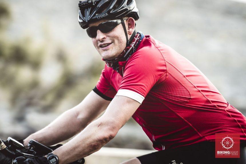 Bikingman Oman race Pt 1
